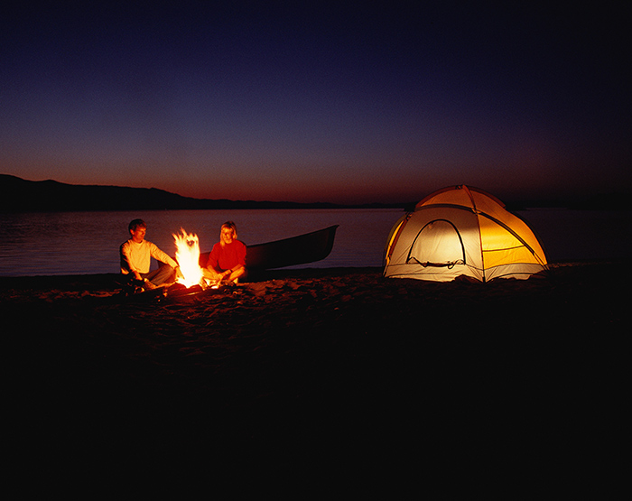 Camping and Canoeing: Outdoor Recreation in BC