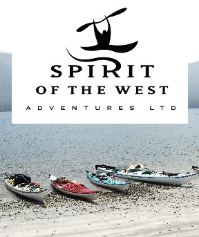 Spirit of the West Adventures Ltd, kayaking, British Columbia, Canada
