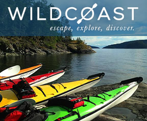 Wildcoast Adventures, Kayak Vacations & Adventure, British Columbia, Vancouver Island